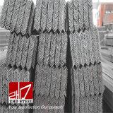Горячекатаное стальное цена штанги угла