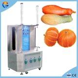 Pele automática da fruta do melão do Gourd da cera da polpa da abóbora que remove a máquina de casca