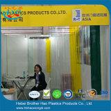 Normale Stärken-freier Raum Belüftung-Vorhang-Streifen-Tür der Temperatur-2mm