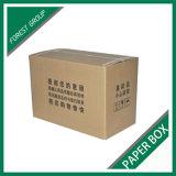 Rectángulo de empaquetado del envío acanalado del embalaje (FP7077)