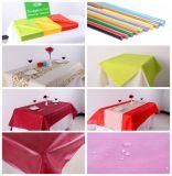 Ткани таблицы полипропилена, ткань круглого стола, полотно таблицы