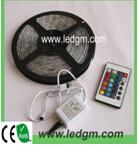 P20 DC12V 유연한 SMD 5050 RGB 60 LEDs/M 화소 LED 지구 빛 어드레스로 불러낼 수 있는 풀 컬러