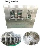 Spremuta automatica con la macchina per l'imballaggio delle merci imbottigliante della fragola della polpa della bevanda dell'acqua della soda della bevanda dell'imbottigliamento gassoso caldo dell'animale domestico