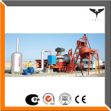 Beweglicher Asphalt-Mischanlage der Kapazitäts-60t/H für Verkauf