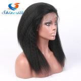 Париков фронта шнурка человеческих волос девственницы парик шнурка бразильских полных прифронтовой