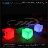 Mobilia della presidenza LED del cubo per il locale notturno della barra