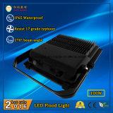 Iluminação 100W da inundação do diodo emissor de luz do diodo emissor de luz IP65 do tipo de Philip ao ar livre