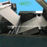 Maquinaria de papel de una sola capa del corte 900#