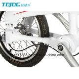 Mini vélo se pliant d'entraînement d'arbre de l'alliage d'aluminium 6061
