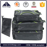 Enrich Travel Storage Bag avec sac à linge - 4 PCS Set Packing Cubes
