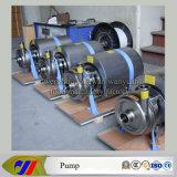 AISI 304 gesundheitliche Milch-Pumpe