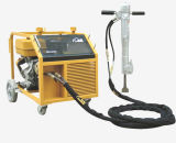 Поставка блока питания 9.5HP Ishikawa газолина Kohler CH395 гидровлическая