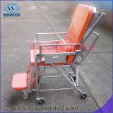 Camilla de silla de ambulancia de aleación de aluminio