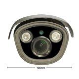 1.0 메가 화소 IR 방수 탄알 IP 사진기 CCTV 사진기 공급자