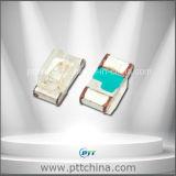 0402 SMD blancos LED arriba luminosos