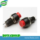 Interruptor de restauração momentâneo da tecla do interruptor de tecla do interruptor de tecla do diodo emissor de luz Pbs-20A-2 (FBELE)