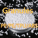 Granules en plastique blancs de Masterbatch pour l'injection/film