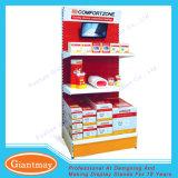 Metallbildschirmanzeige-Möbel und Standplätze mit LCD-Fernsehapparat-Bildschirm für Befestigungsteil-Speicher
