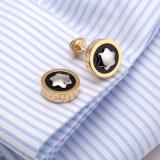 Mancuernas francesas del MB del diseñador de las conexiones de pun¢o de Gemelos de la camisa del regalo de boda