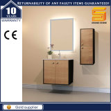 Armário de móveis de banheiro com melmão MDF com espelho LED