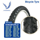 neumático sólido de la bicicleta de 24X2.125 26X2.125