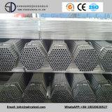 Tubulação de aço galvanizada de MERGULHO quente para a estrutura