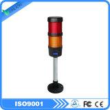 A luz da torre do diodo emissor de luz Andon do Ce do TUV para monta a linha luz de indicador da fábrica