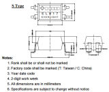 PCB 회의를 위한 전자 부품 Optocoupler EL817c