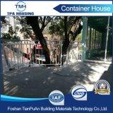 Vorfabriziertes Stahlkonstruktion-Behälter-Bauunternehmen