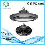 LEIDENE van het Ontwerp van het UFO het Nieuwe 180W Hoge Licht van de Baai voor de Verlichting van de Staaf