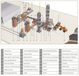Cadena de producción automática del bloque de Qft 10-15