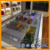 Modelos industriales de la exposición de los modelos/modelos de hojas de operación (planning) de Urban&Master/materiales modelo del edificio