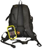 Зеленый Backpack энергии с заряжателем Powerbank панели солнечных батарей для iPad Lh-042 мобильного телефона