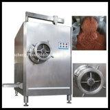Machine industrielle de hache-viande de viande