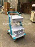 病院の医学の贅沢な処置のカート