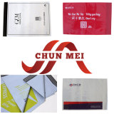 Postkosten-Zoll gedruckten Firmenzeichen-verpackenumschlag/Plastikwerbung sparen