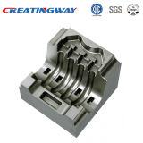 旋盤CNCの機械化を切るカスタマイズされたCNCの機械装置部品