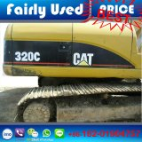 Oruga usada original 320c L excavador (cavador) de las buenas condiciones