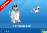 La carrocería profesional de Cryolipolisis de la pérdida de peso del salón aprieta la máquina de Criolpolisis