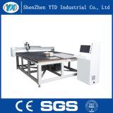 Máquina de estaca de vidro lisa, curvada, dada forma do CNC