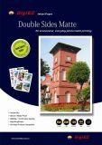 A4 A3 imprimable les deux côtés avec le papier mat de photo du grain 220g