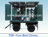 Машина фильтра для масла трансформатора черни неныжная (ZYM)