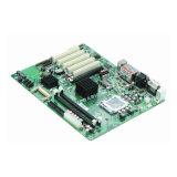 LAN duplo de COM do cartão-matriz 3 SATA 10 de Intel G41 LGA 775, cartão-matriz industrial de NVR