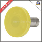 De gele LDPE Plastic Beschermende Kappen van de Pijp van de Lijn (yzf-C20)
