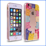 Clear Mobile Cell Phone Pattern Cover Phone Case