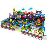 熱いSallingの海の主題の屋内運動場のプラスチック子供の楽しみ公園