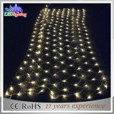Luz decorativa personalizada partido da corda do Natal do diodo emissor de luz de RoHS do CE