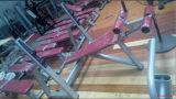 De Apparatuur van de geschiktheid/de Apparatuur van de Gymnastiek/de Olympische Bank van de Daling (SM36)