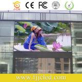 8mm de alta definición a todo color al aire libre pantalla LED