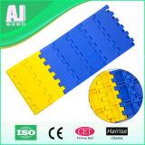 Ceinture modulaire en plastique d'industrie plate de panneau de marque de couleur de série de Har Qnb